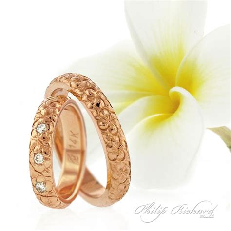 Wedding Rings Hawaii by 28 Best Hawaiian Wedding Rings Images On