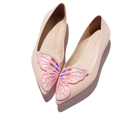 webster butterfly shoe collection shop