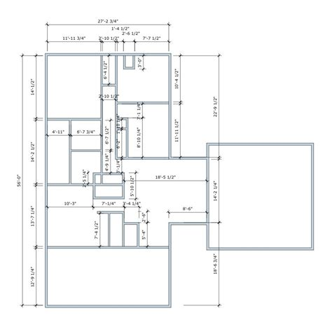 dimensioned floor plan stage floor plan template www imgkid the image kid