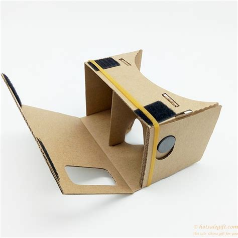 cardboard diy mobile phone reality 3d