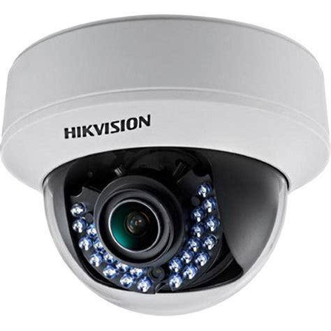 Kamera Cctv Dome Turbo Hd 1 3mp 720p Murah Hdtvi hikvision turbohd series 1 3mp hd tvi dome ds 2ce56c5t avfir b h