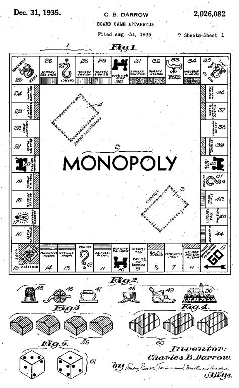 free monopoly board game coloring pages