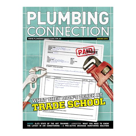Plumbing Trade Magazines by Plumbing Connection Magazine Subscription Tradestuff