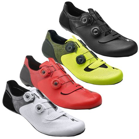 s works bike shoes specialized s works 6 road shoes 2016 sigma sport