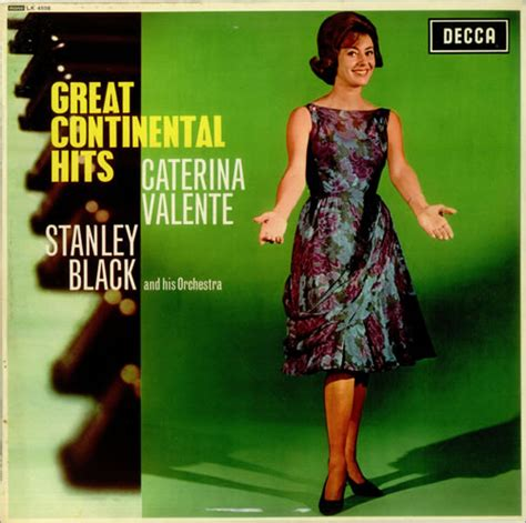 caterina valente autumn leaves caterina valente great continental hits uk vinyl lp album