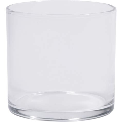 Glass Candle Jars 7 Oz Glass Flint Candle Jar Packaging Options Direct