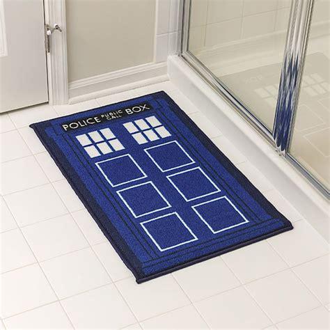 doctor who bathroom set doctor who tardis bath mat