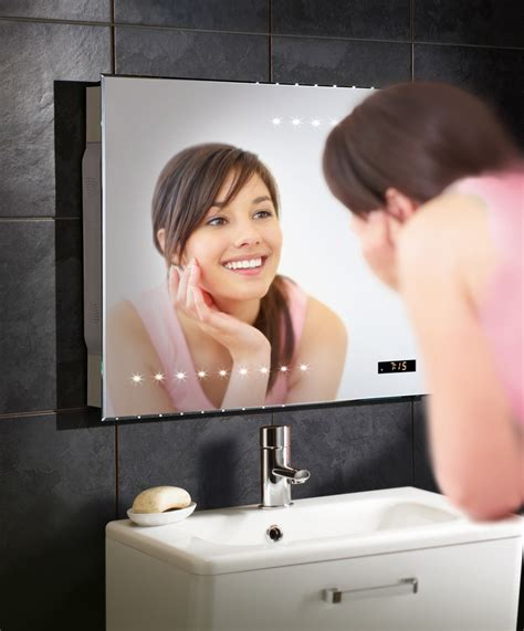 11 Best Bathroom Mirrors With Radio Images On Pinterest Bathroom Mirror With Radio