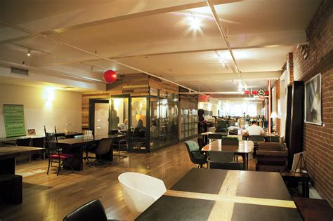 designer lederstühle esszimmer nyc offices coolest co working spaces in new york city