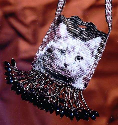 122 best beading cats bead pattern images on