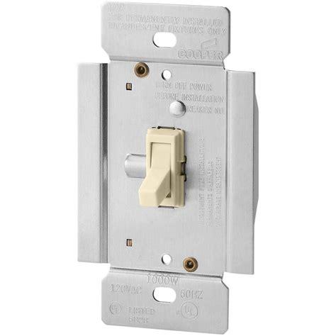 dimmer switch for halogen ls eaton 1000 watt single pole 3 way incandescent halogen