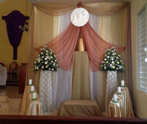 imagenes de altares de novenarios con papel monumento jueves santo 2014 capilla san judas tadeo san