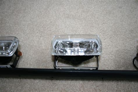 Jeep Roof Rack With Lights by Mounting Lights To Stock Roof Rack Jeep Forum