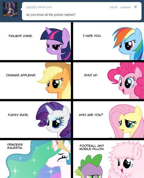 Best Mlp Memes - image 271402 my little pony friendship is magic