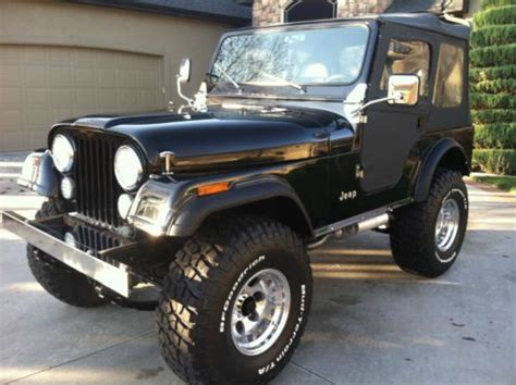 Pimped Out Jeeps Sell Used Out Jeep Cj5 350 Cid Trailmaster