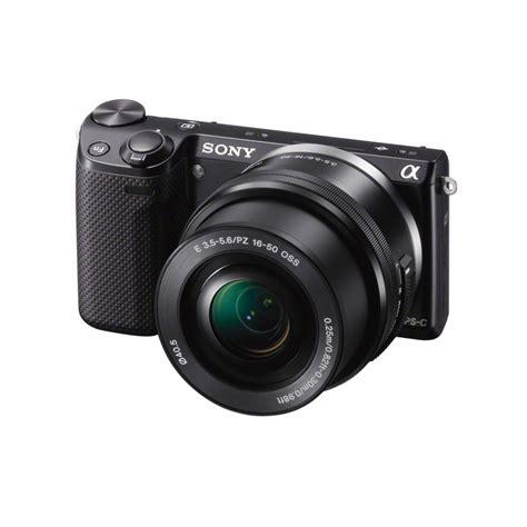 sony nex 5t sony nex 5t objectif 16 50 mm noir appareil photo