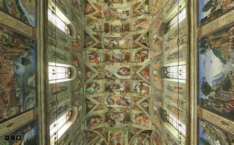 Sistine Chapel Ceiling Tour by Awesome Let S Get Physical With The Sistine