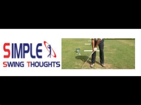 golf swing takeaway thoughts golf swing takeaway slow it down week 3 youtube
