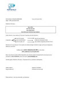 Modèles De Lettres Commerciales Lettre Commerciale Eepportetsuit