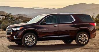 2018 chevrolet traverse preview consumer reports