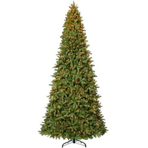 shop westinghouse 12 ft fir pre lit artificial christmas