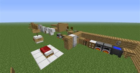 minecraft kitchen furniture furniture ideas minecraft project