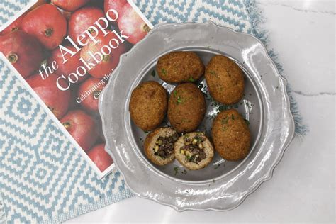 the aleppo cookbook celebrating the legendary cuisine of syria books get a taste of aleppo with crispy meaty kibbeh cook this