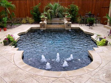 Backyard Spool by Create A Unique And Stylish Spool Pool For Your Backyard