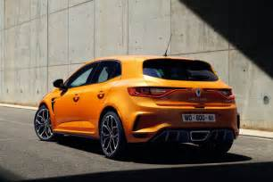 Renault Rs Megane Renault Megane Rs 2018 Revealed In Frankfurt Car News
