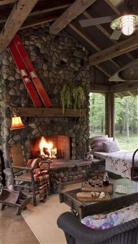 rustic and cosy cabin decor panda s house 1000 ideas about sleeping porch on pinterest porches