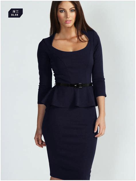 Dres Style dress styles for work 2014 dress fric ideas