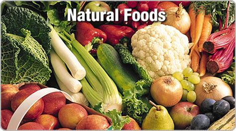 nature food food supplements