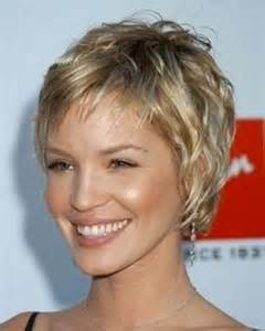 hairstyles for thick wavy hair 50 short haircuts for women over 50 with wavy hair