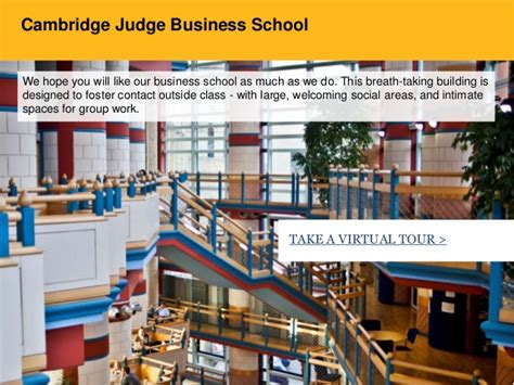 Cambridge Judge Business School Mba Class Profile by Mba Telephone Candidates