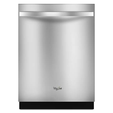 whirlpool wdt790saym 24 quot built in dishwasher w top