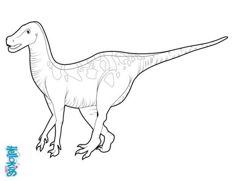 iguanodon coloring pages hellokids com
