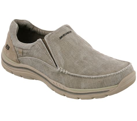 Sepatu Skechers Relaxed Fit buy skechers relaxed fit expected avillo skechers modern comfort shoes only 163 64 00