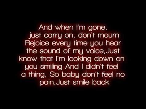 eminem when i m gone lyrics eminem when i m gone lyrics hd youtube