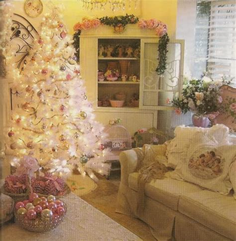 romantic homes decorating maison decor christmas inspiration