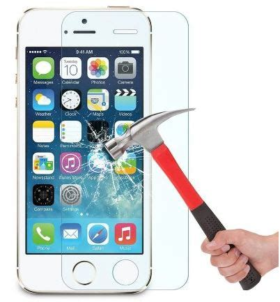 best iphone se glass screen protector anti glare anti scratch