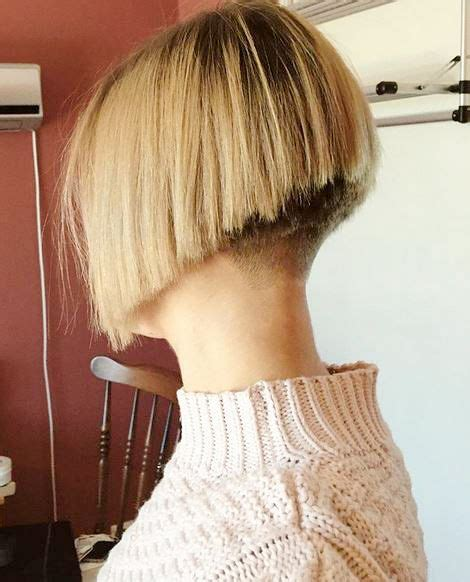 stacked vs texturized nape womens haircuts 398 best hair super short napes images on pinterest