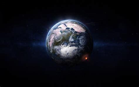 earth explosion wallpaper purple nebula space desktop hd wallpaper free wallpaper