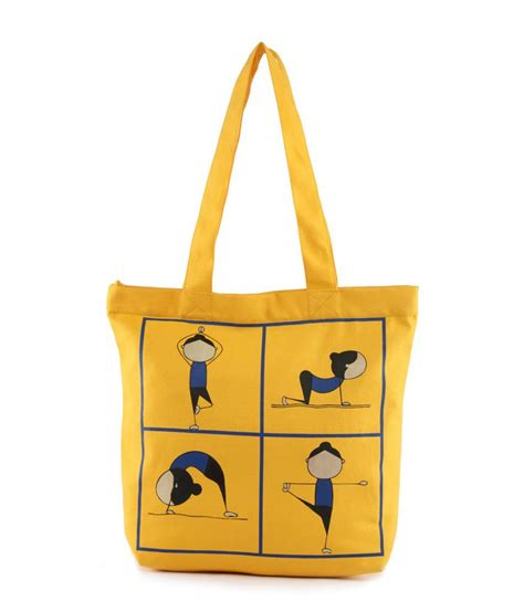 Vogue Tote Bag 41 on vogue tree yellow tote bag on snapdeal
