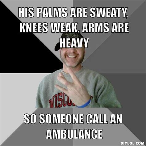 in the arms of an meme memes weak arms are heavy image memes at relatably