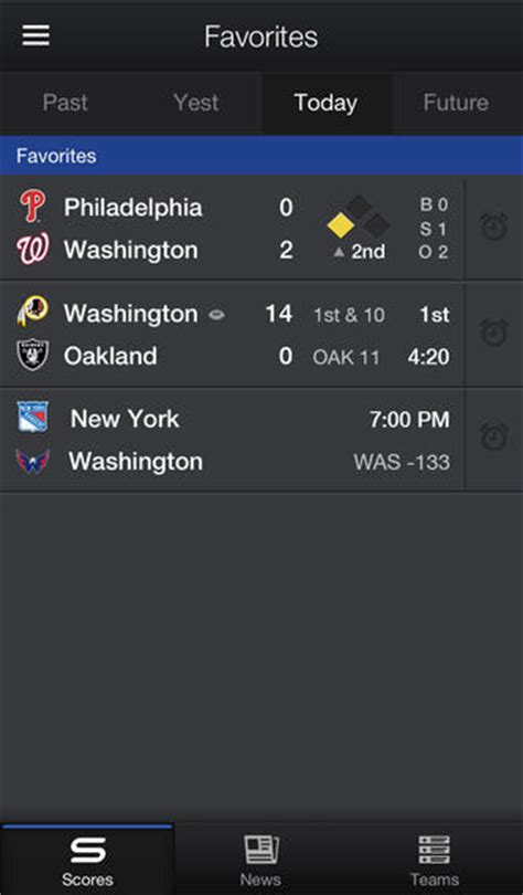 yahoo sports layout yahoo sports ios app updated with wnba scores full mma