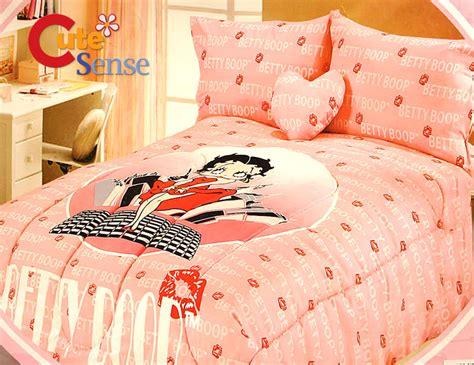 Betty Boop Bedding Set Betty Boop Bedding