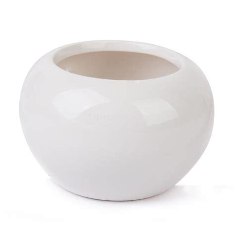 White Ceramic Planters by New Arrivals 2015 Vintage White Ceramic Flowerpot