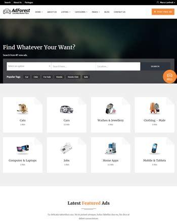 themeforest classified theme photos classified wordpress theme directory listings