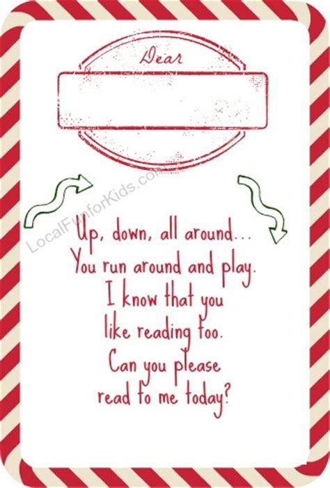 free printable elf on the shelf goodbye poem 10 free elf on the shelf printable poems local fun for kids