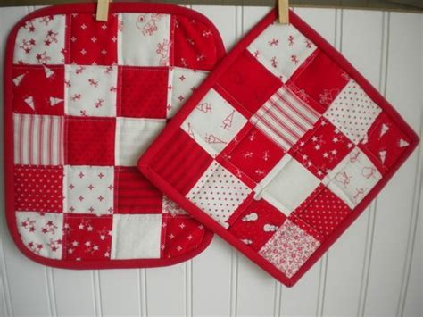 17 best ideas about quilted potholders on